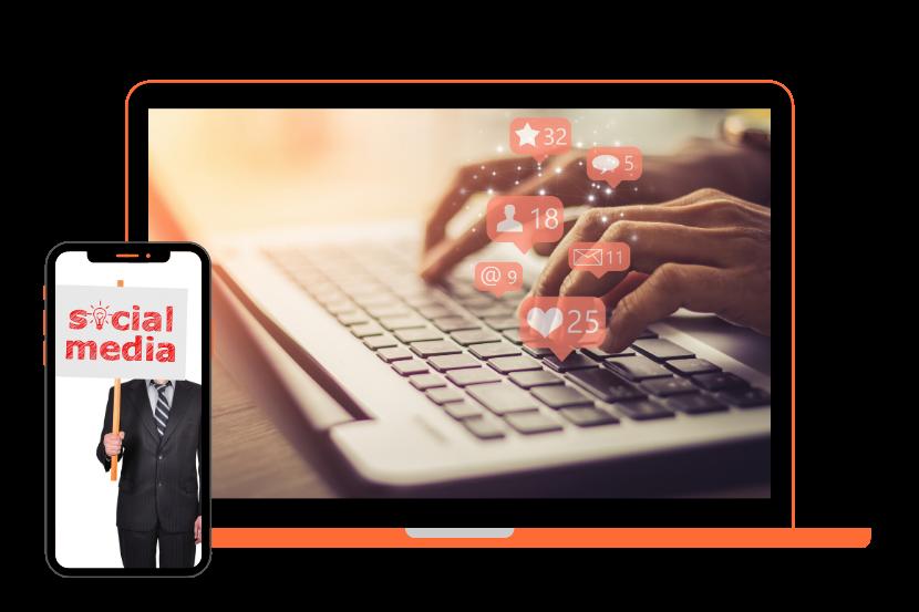 Social Media Management von Dobbert IT-Service