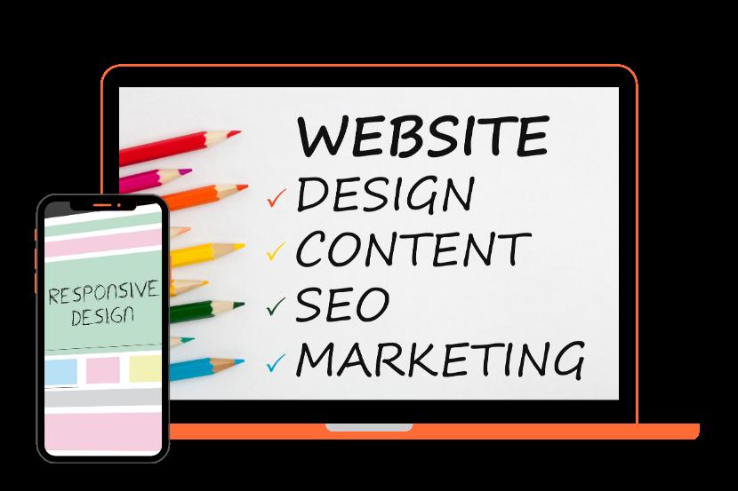 Webdesign von Dobbert IT-Service