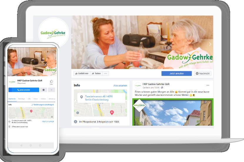 Häusliche Krankenpflege Gadow-Gehrke Gbr